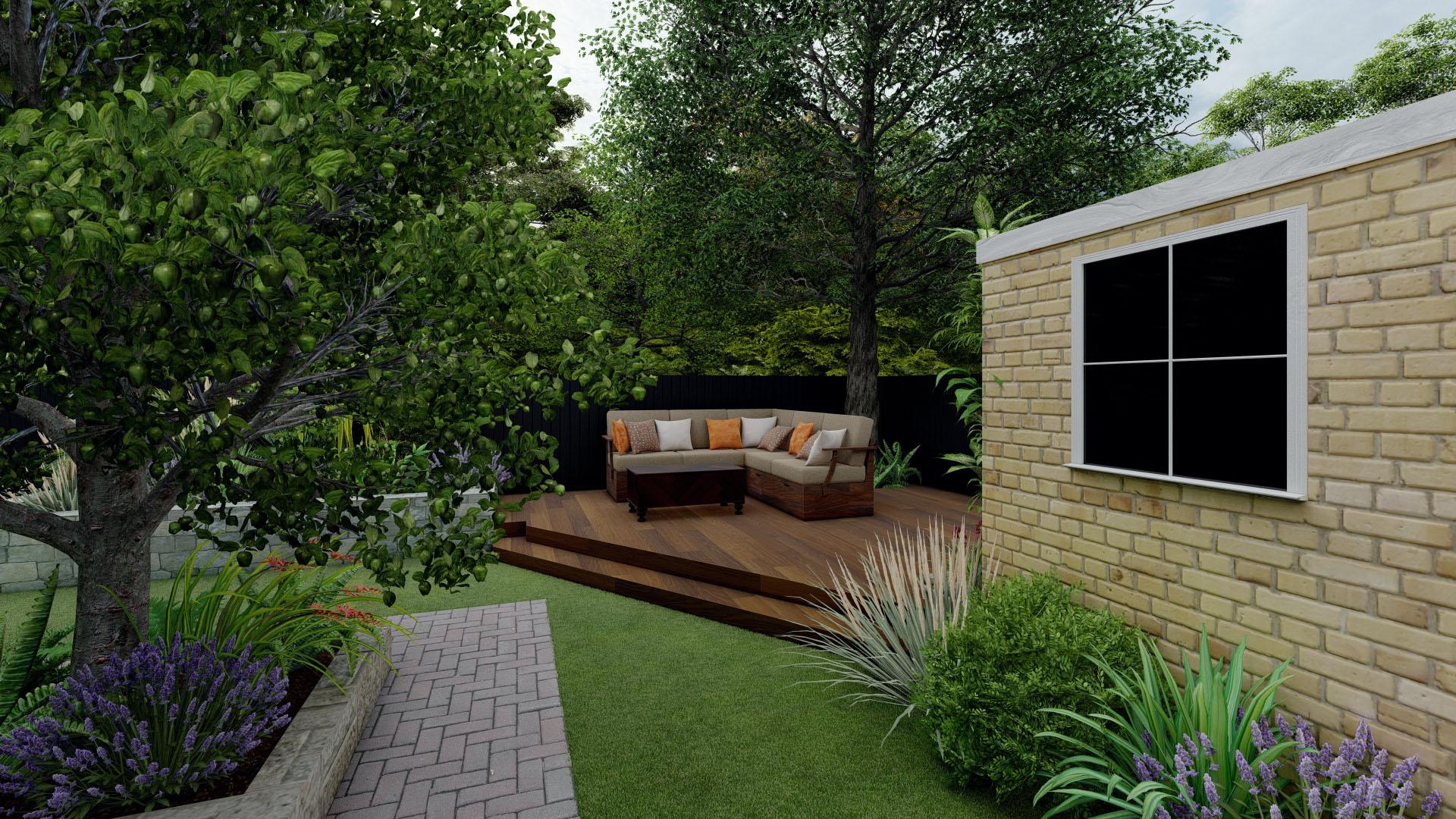 Tuynplan tuin ontwerpen 25 16